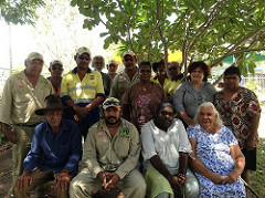 10 September, 2014 - 10:29 - Indigenous Land and Sea Country Planning Meeting - Normanton 2014